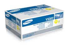 Samsung SU533A CLT-Y5082S Yellow Toner Cartridge (2,000 Pages)