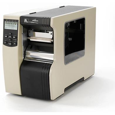 Zebra 110Xi4 & 12D Cutter & 10/100 Print Server