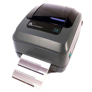 Zebra GX430t (Serial, USB & Network, Peel)