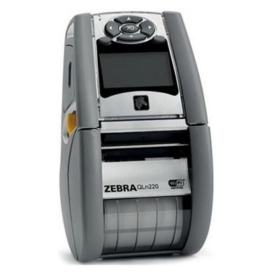 Zebra QLn220 (Bluetooth and WLAN Dual Radio, Linerless)