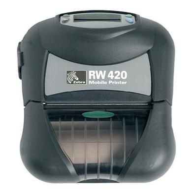 """Zebra RW420 4"""" Bluetooth"""
