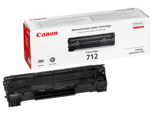 Mono  712 Laser Toner Cartridge (1,500 Pages)
