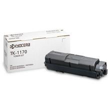 Kyocera 1T02S50NL0 TK-1170 Black Toner Cartridge (7,200 Pages)