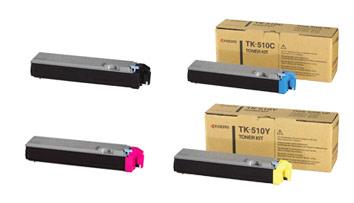 Kyocera  TK-510 Toner Value Pack 8k (CMYK)
