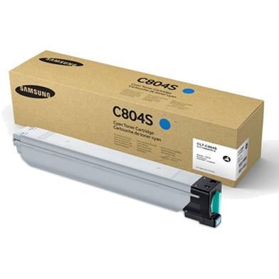 Samsung SS546A CLT-C804S Cyan Toner Cartridge (15,000 Pages)