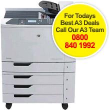 HP LaserJet CP6015xh