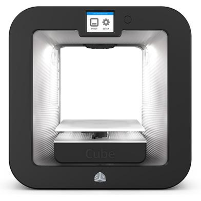 3D Systems Cubify Cube (Gen3) Grey