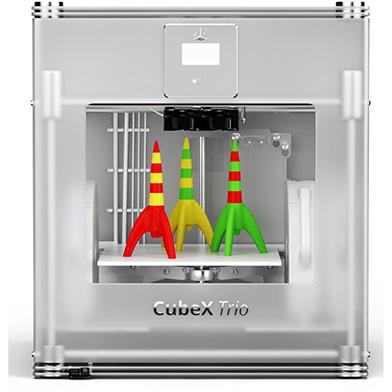 3D Systems Cubify CubeX Trio