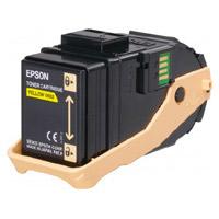 Epson C13S050602 Yellow Toner Cartridge (7,500 Pages)