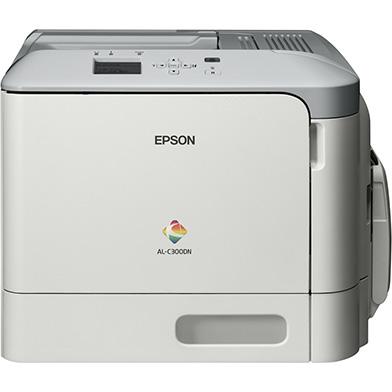 Epson WorkForce AL-C300DN + Rainbow Toner Pack K (7,300 Pages) CMY (8,800 Pages)