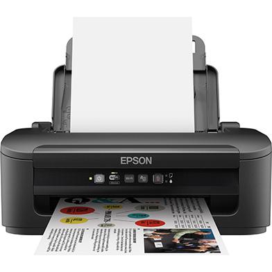 Epson WorkForce WF-2010W + High Capacity Black Ink (500 Pages)