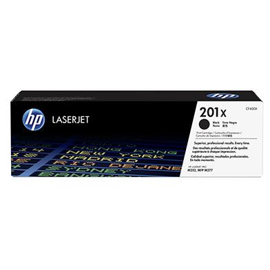 HP CF400X 201X High Cap Black Toner Cartridge (2,800 pages)