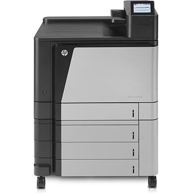 HP LaserJet Enterprise M855xh + Toner Pack K (29,000 Pages) CMY (31,500 Pages)
