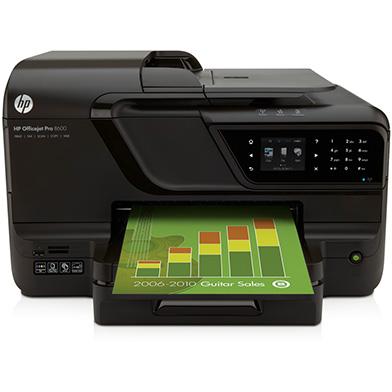 HP Officejet Pro 8600