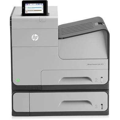 HP Officejet Enterprise X555xh