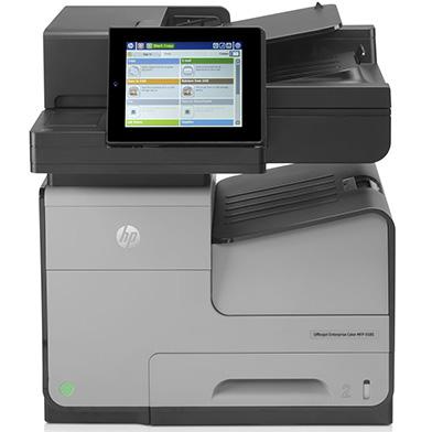 HP Officejet Enterprise Color X585f