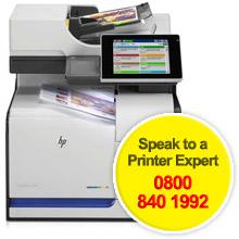 HP Laserjet Color 500 M575dn