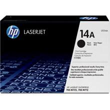 HP CF214A 14A Standard Capacity Black Toner Cartridge (10,000 Pages)
