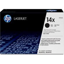 HP CF214X 14X High Capacity Black Toner Cartridge (17,500 Pages)