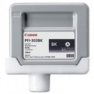 Canon PFI-303BK PFI-303BK Black Ink Cartridge