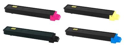 Kyocera  TK-895 Toner Rainbow Pack CMY(6k) K(12k)