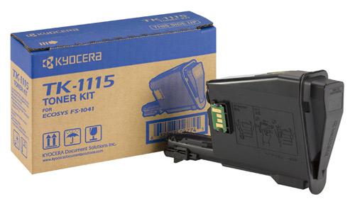 Kyocera 1T02M50NL0 TK-1115 Toner cartridge (1,600 Pages)