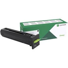 Lexmark 72K20K0 Black Toner Cartridge (8,000 Pages)