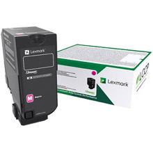 Lexmark 74C2SM0 Magenta Toner Cartridge (7,000 Pages)