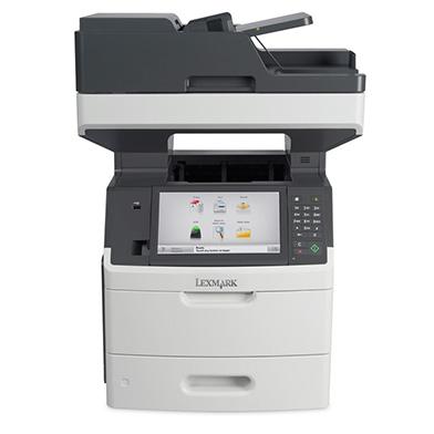 Lexmark MX711dhe + High Capacity Black Toner (25,000 Pages)