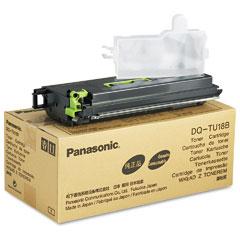 Panasonic DQ-TU18B Black Toner Cartridge (18,000 pages)