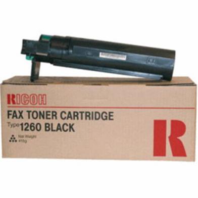 Ricoh 430351 Type 1260 Black Toner Cartridge (5,000 Pages)