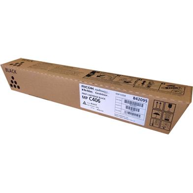 Ricoh 842095 Black Toner Cartridge (17,000 Pages)