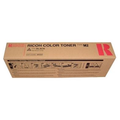 Ricoh 885321 Type M2 Black Toner Cartridge (25,000 Pages)