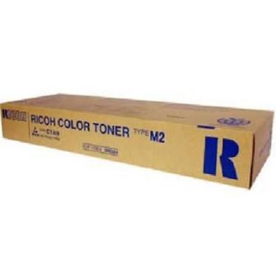 Ricoh 885324 Type M2 Cyan Toner Cartridge (17,000 Pages)
