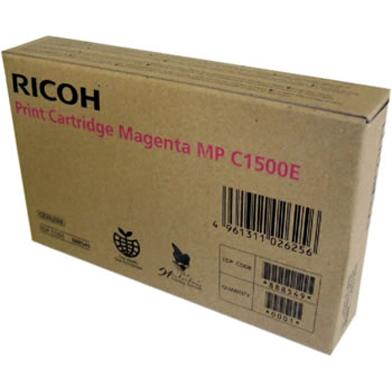 Ricoh 888549 Magenta Toner Cartridge (3,000 Pages)