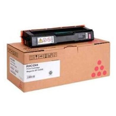 HP 406100 Ricoh Type SPC220E Magenta Toner Cartridge (2,000 Pages)