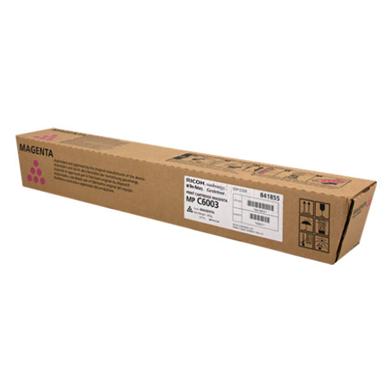 Ricoh 841855 Magenta Toner Cartridge (22,500 Pages)