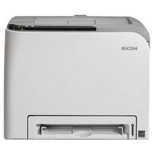 Ricoh Aficio SPC220N ( Click Service)