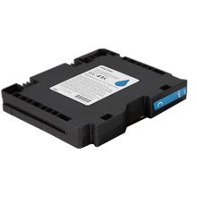 Ricoh 405766 Cyan GC41CL Gel Toner Cartridge (600 Pages)
