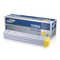 Samsung SU632A CLX-Y8385A Yellow Toner Cartridge (15,000 Pages)
