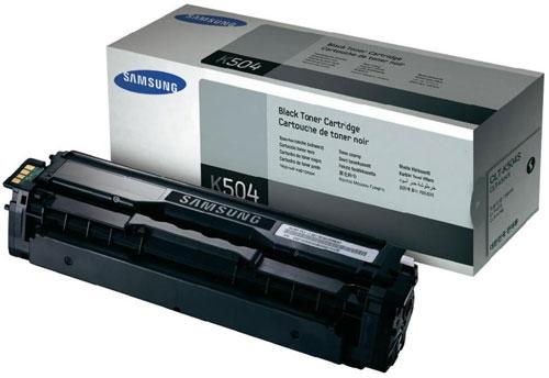 Samsung SU158A CLT-K504S Black Toner Cartridge (2,500 Pages)