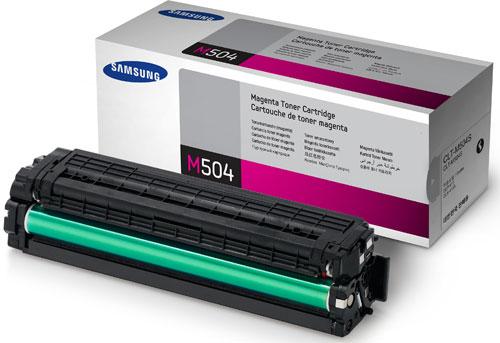 Samsung SU292A CLT-M504S Magenta Toner Cartridge (1,800 Pages)