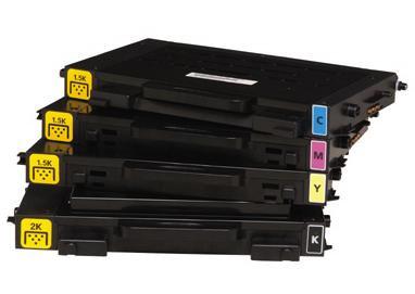 Samsung  CLP-500D5 Toner Rainbow Pack CMY (5k) + Black (7k)