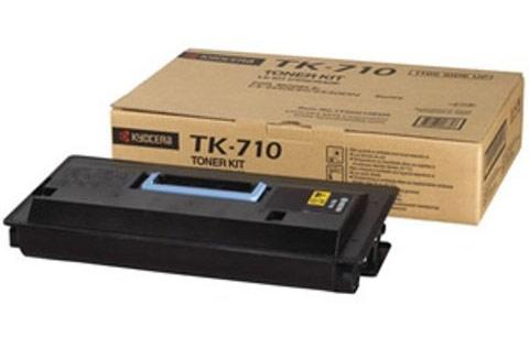 Kyocera 1T02G10EU0 TK-710 Black Toner Kit (40,000 pages)