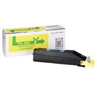 Kyocera 1Y02KAANL0 TK-880Y 18k Yellow Toner Cartridge