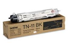 Brother TN11BK Black Toner Cartridge (8,500 Pages)