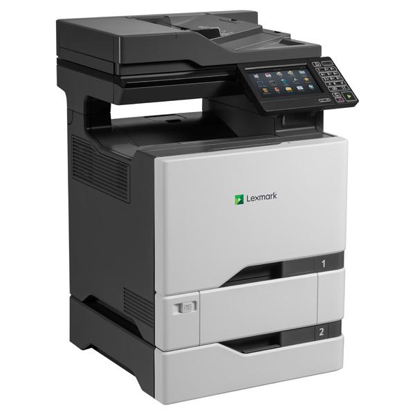 Lexmark Cx725dthe A4 Colour Multifunction Laser Printer