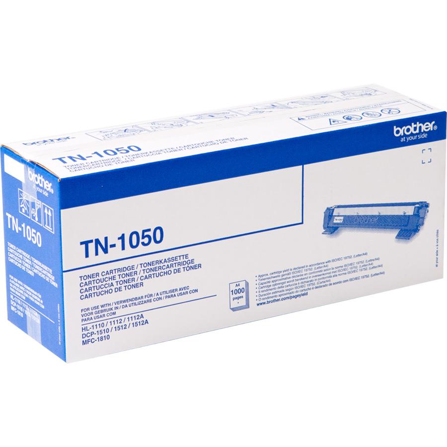 Fin Brother TN1050 TN-1050 Black Toner Cartridge (1,000 Pages) EU-95