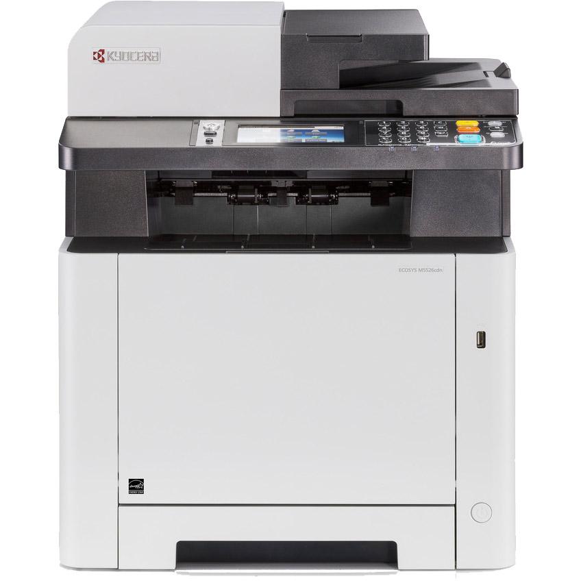 Kyocera ECOSYS M5526cdn A4 Colour Multifunction Laser Printer