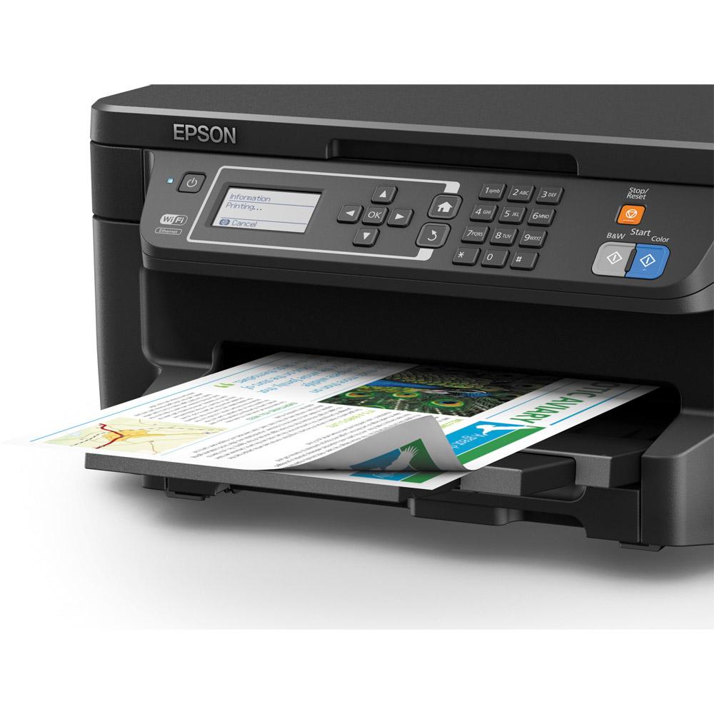 Epson EcoTank ET-3600 A4 Colour All-in-One Inkjet Printer